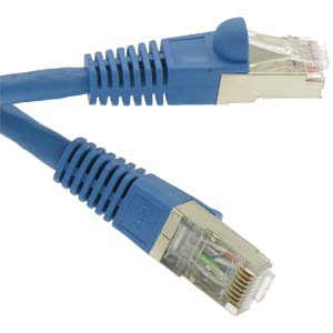 Cat.7 Shielded (SSTP) Booted Cables