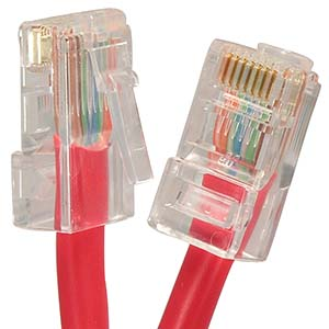 Cat.5E UTP Non-Booted Cables