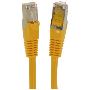 Cat.6 Shielded (SSTP) Booted Cables