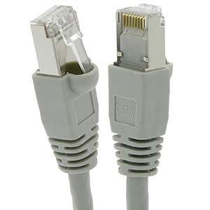 Cat.6A Shielded (SSTP) Booted Cables
