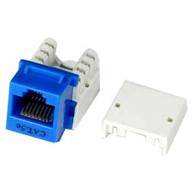 Cat.5e Keystone Jacks