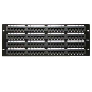 Cat.5E 110 Type Patch Panel 96Port Racmount