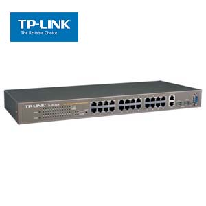 24Port 10/100M+4Port Gigabit L2 Managed Switch,TP-Link SL3428