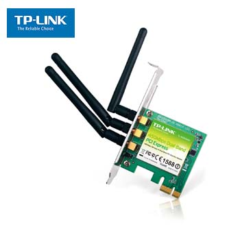 450Mbps Wireless N Dual Band PCI Express Adapter TP-Link WDN4800