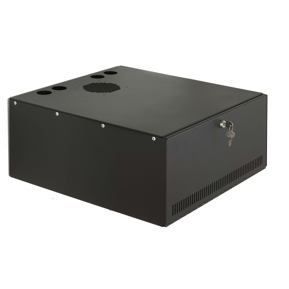 DVR / VCR Security Lock Box