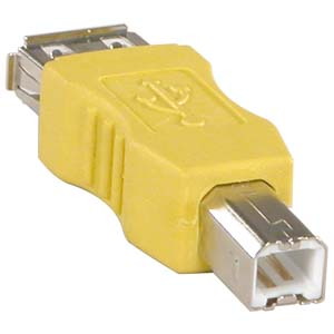 USB A-F/B-M Gender Changer