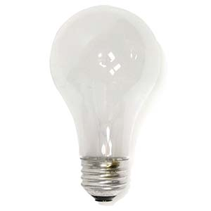 72W/100W Halogen Light Bulb, LB1670B
