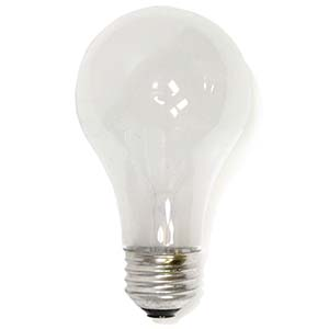 53W/75W Halogen Light Bulb, LB1671B