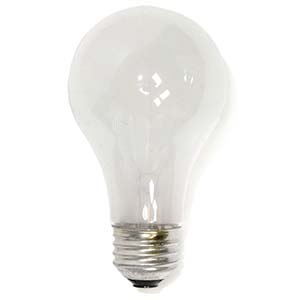29W/40W Halogen Light Bulb, LB1673B