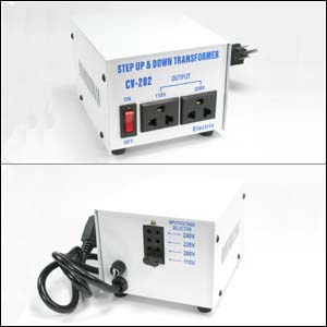 Step up/down transformer img