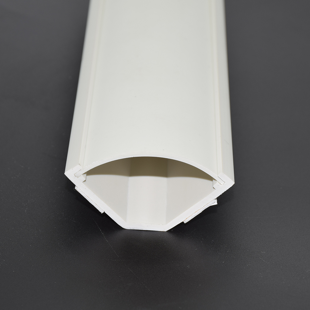 5Ft Medium Corner Duct Cable Raceway White (W56 x H32mm) - Bestlink ...