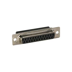 DB25 Female Crimp Pin Connector