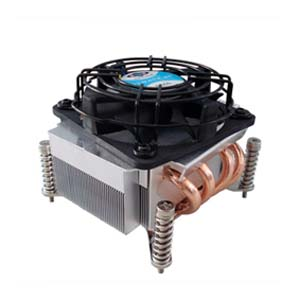 Intel LGA1156 CPU Cooler for 2U Server Solution, K555