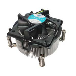 Intel LGA1156 CPU Cooler for 2U Server Solution, K785
