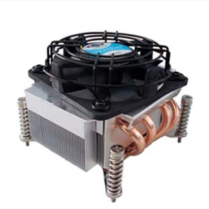 Intel Nehalem LGA1366 CPU Cooler for 2U Solution, G555