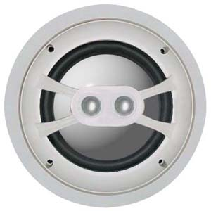 "6"" 2-Way Dual Voice Coil Ceiling Speaker Max 80W, BL653ST (1pc)"