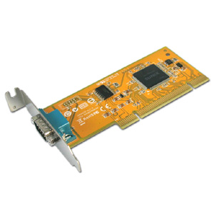 1-port RS-232 Universal PCI Serial Remap Board