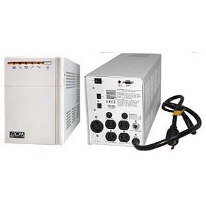 Powercom KIN-3000AP, 3000VA, 4+3 Outlets