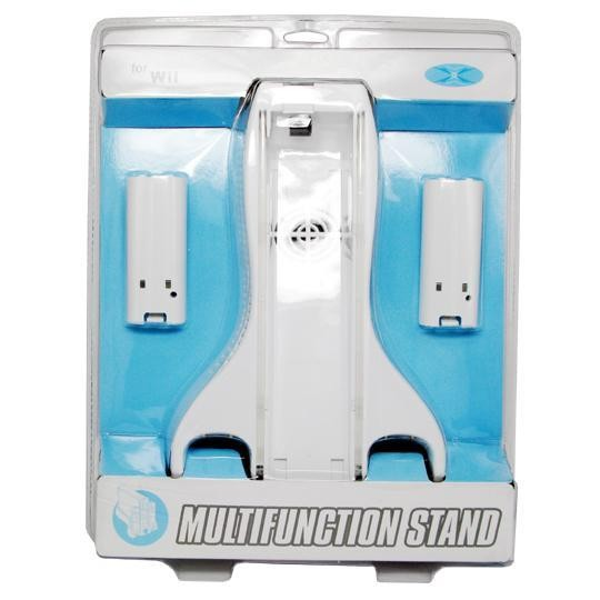 Wii Console Charger Station and Fan Cooler System