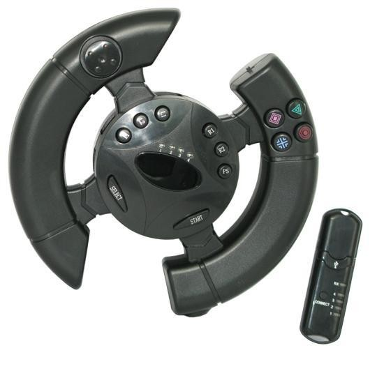 Wireless Wheel Controler for PS3