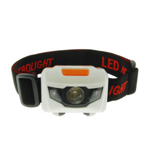 1W + 2LED Headlamp