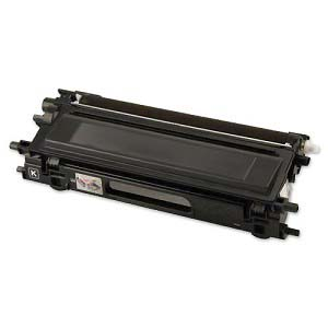 Black Replacement Toner for Brother TN210BK