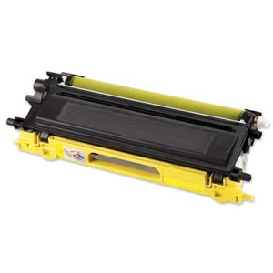 Replacement Toner for Brother TN225Y