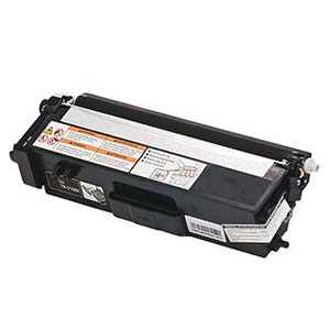 Black Replacement Toner for Brother TN315BK