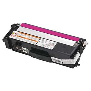 Magenta Replacement Toner for Brother TN315M