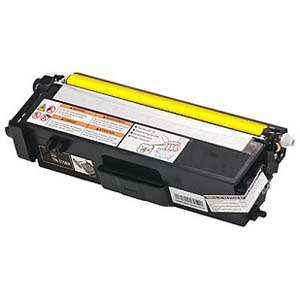 Yellow Replacement Toner for Brother TN315Y