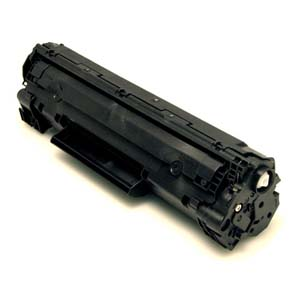 Replacement Toner Cartridge for HP CB436A