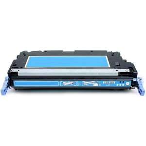 Replacement Toner for HP Q6471A Cyan