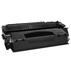 Replacement Toner for HP Q7553X