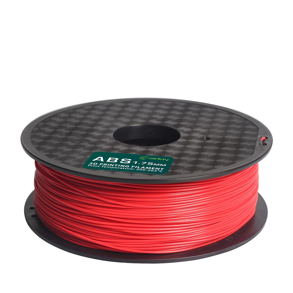 3D Printer ABS  Filament , 1.75mm, 1kg/Roll  Red