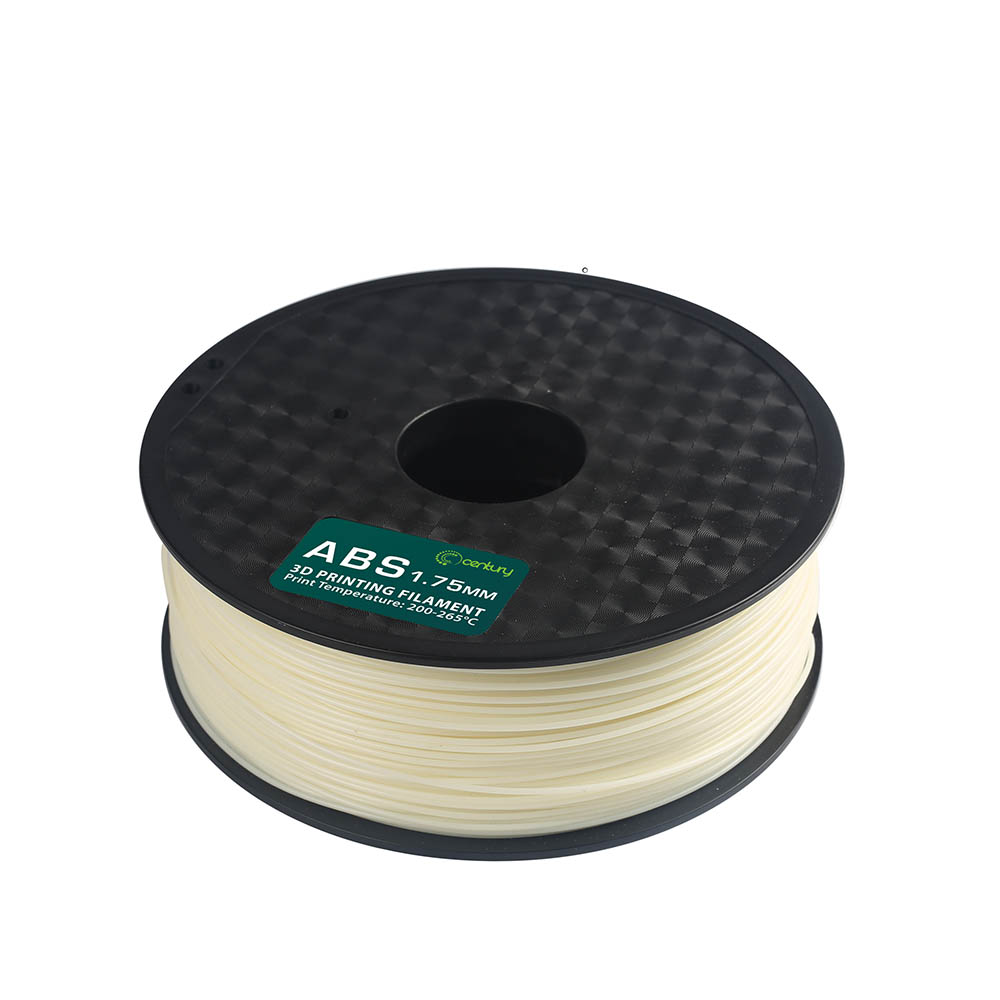 3D Printer ABS  Filament , 1.75mm, 1kg/Roll  White