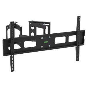 "TV Corner Mount for 37~65"" w/20"" Arm Fullmotion, Max 800x400mm VESA, LPA-13-484C"