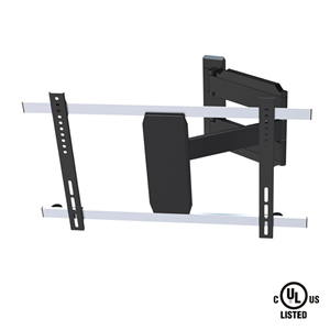 "TV Mount for 32~60"" w/25.6"" Arm Fullmotion, Max600x400"" VESA, Ultra Slim, LPA20"