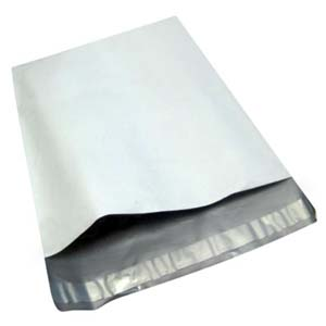 "6 x 9"" Flat Poly Mailer Envelop 2,000/Case"
