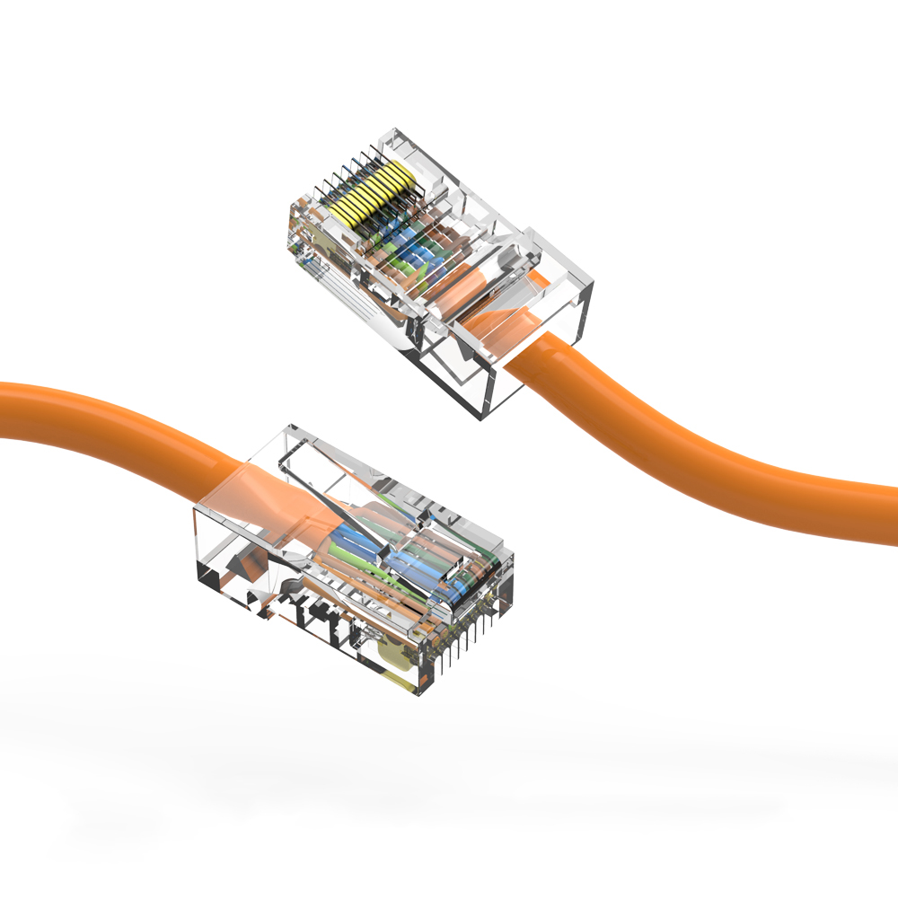 Cat.6 UTP Non-Booted Cables img