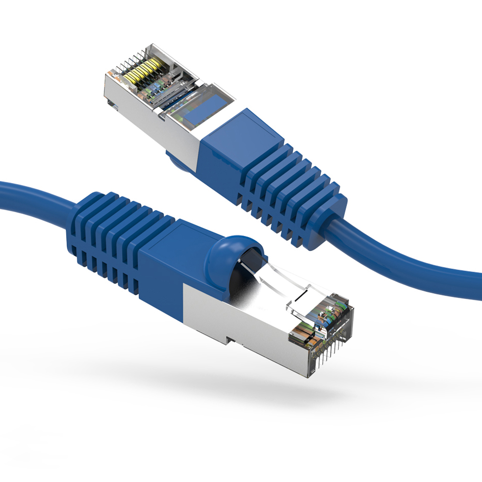 Cat.7 Shielded (SSTP) Booted Cables img