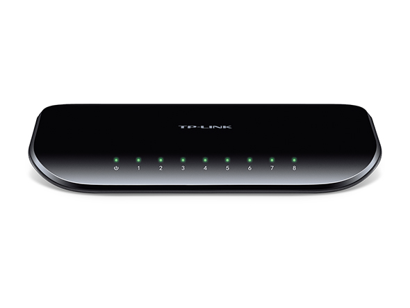 8Port 10/100/1000Mbps Desktop Gigabit Switch TP-Link SG1008D