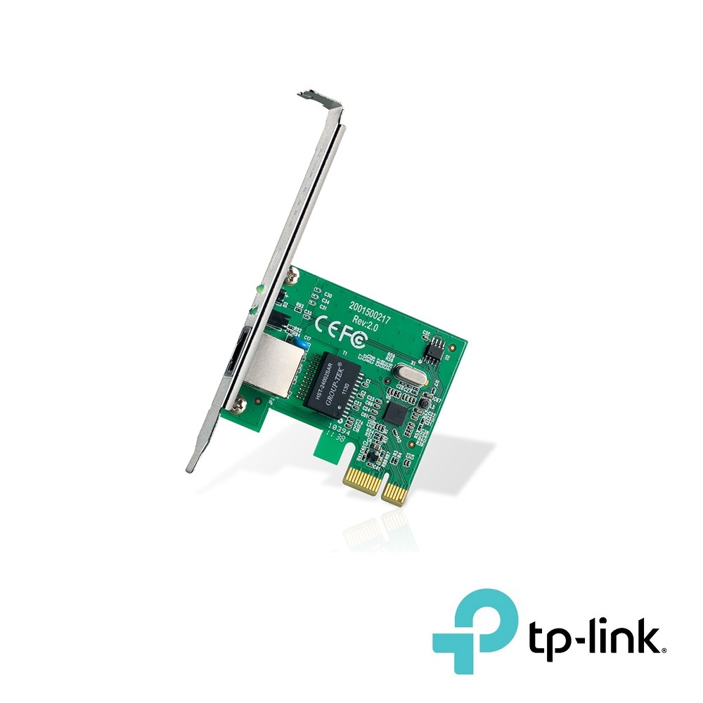 Gigabit Ethernet 10/100/1000 PCI Express Card,TP-Link TG-3468