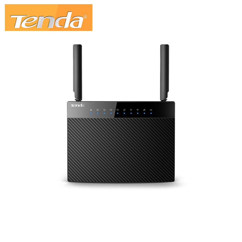 AC1200 Smart Dual-Band Gigabit WiFi Router Tenda AC9