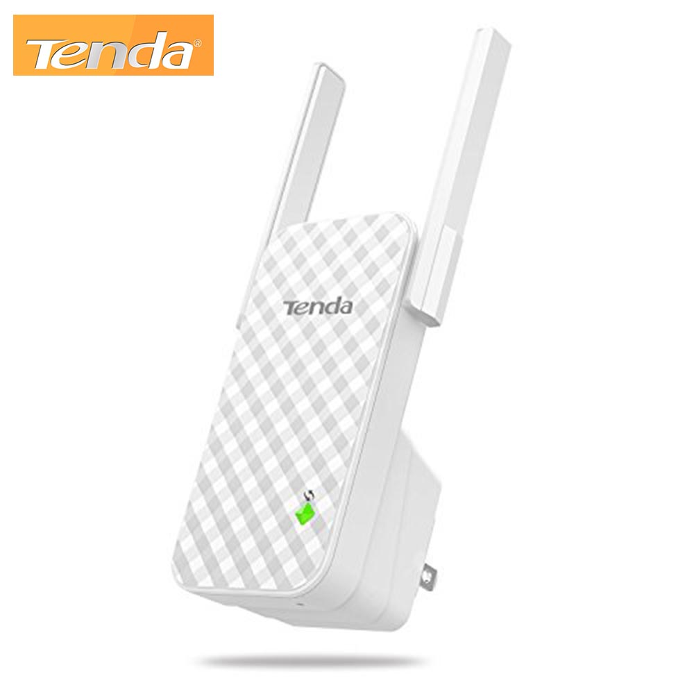 Wireless N300 Universal Range Extender Tenda A9