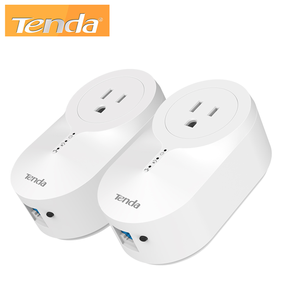 AV1000 Gigabit Passthrough Powerline Adapter Tenda PH6
