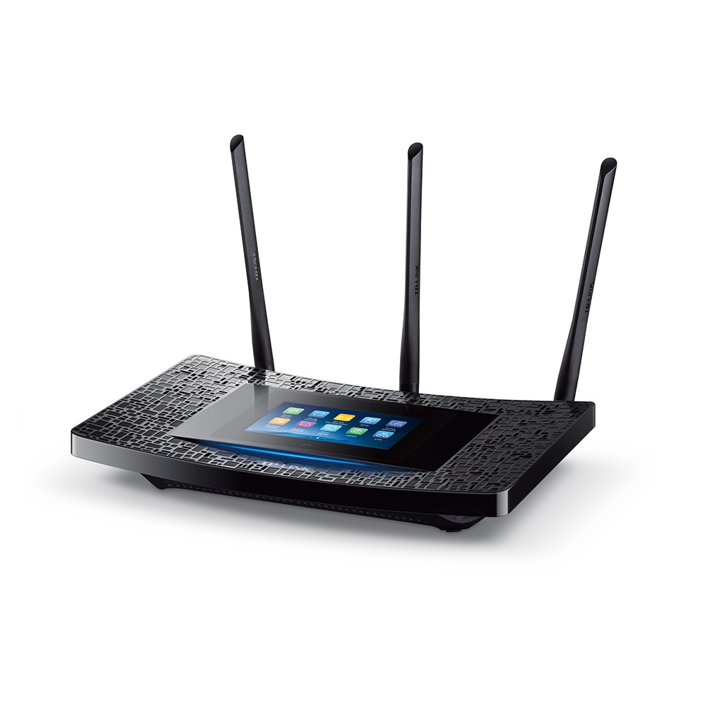 AC1900 Touch Screen Wi-Fi Gigabit Router TP-Link Touch P5