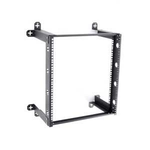 "V-Line 12U Fixed Wallmount Rack 12"" Deep"