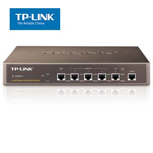 Load Balance Broadband Router,TP-Link R480T+
