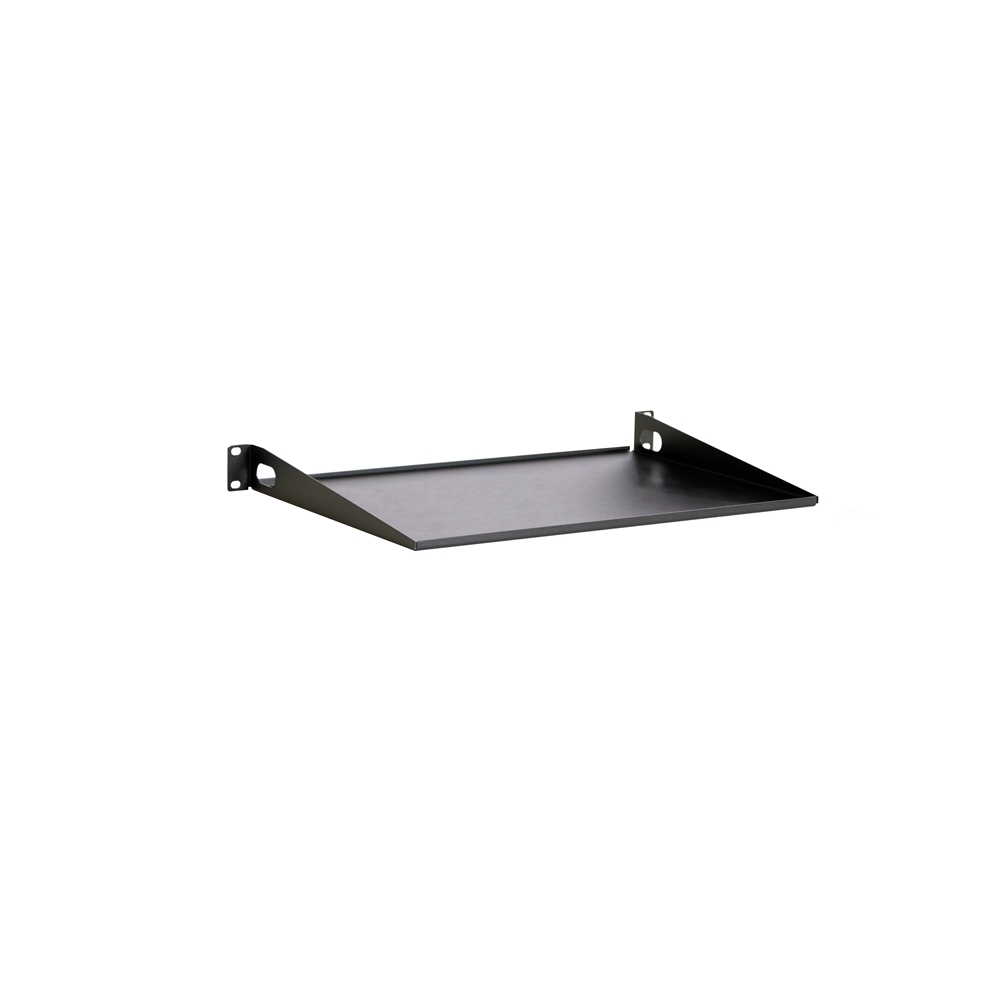 "1U 12"" Light Duty Rack Shelf"
