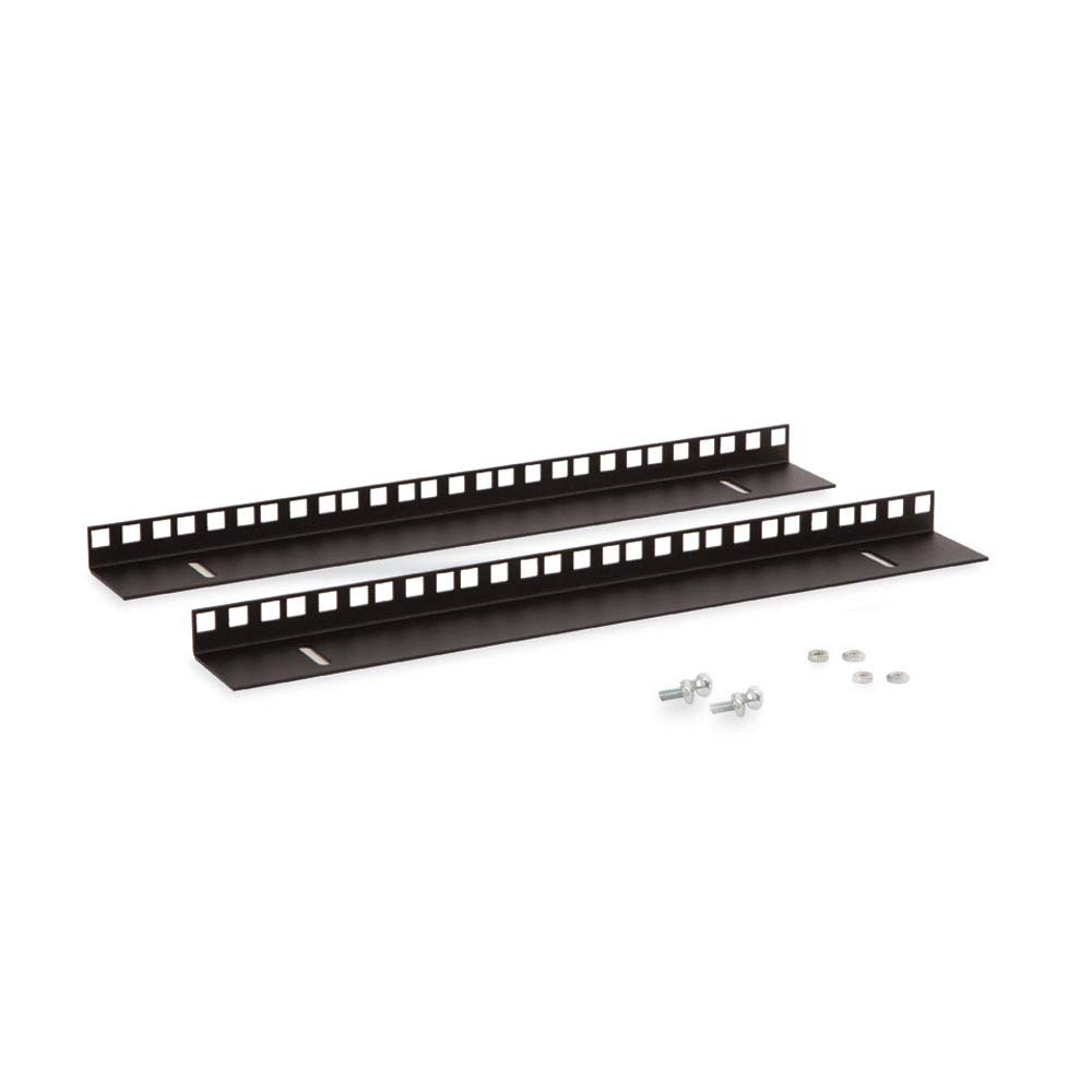 9U Wall Mount Vertical Rail Kit